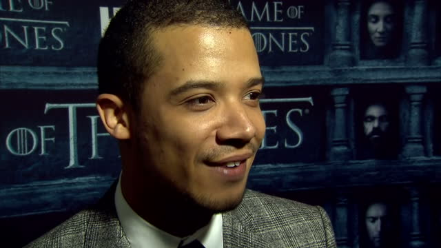 'Game of Thrones' season 6 world premiere takes place in Hollywood California Interview with actor Jacob Anderson who portrays Grey Worm in the show