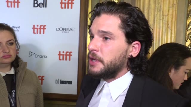 game of thrones star kit harington joins susan sarandon and other cast members on the red carpet for the premiere of acclaimed director xavier... - cast member stock videos & royalty-free footage