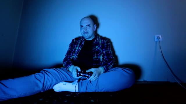 gaming - geek stock videos & royalty-free footage