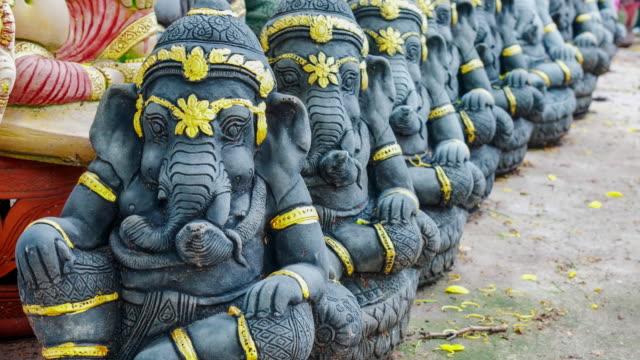 ganesha - ubud stock videos & royalty-free footage