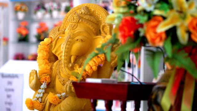 ganesha - balinese culture stock videos & royalty-free footage