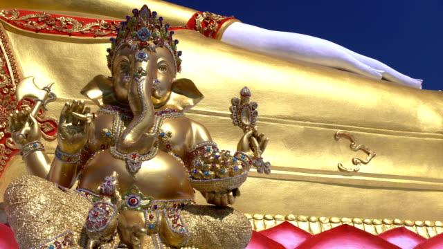 ganesha - tradition stock videos & royalty-free footage