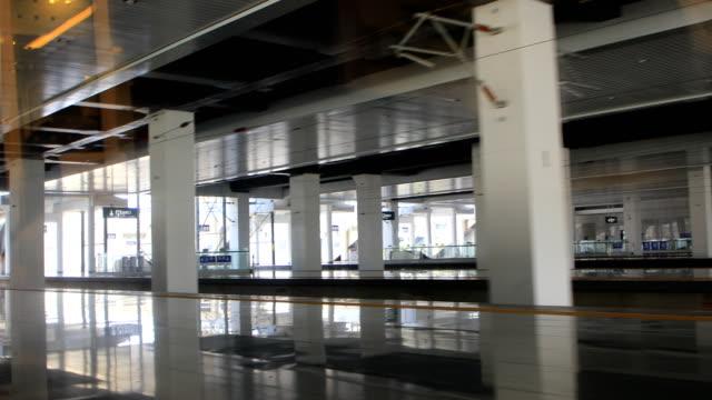 ganzhou-xiamen high speed railway,fujian province,china - 空気力学点の映像素材/bロール