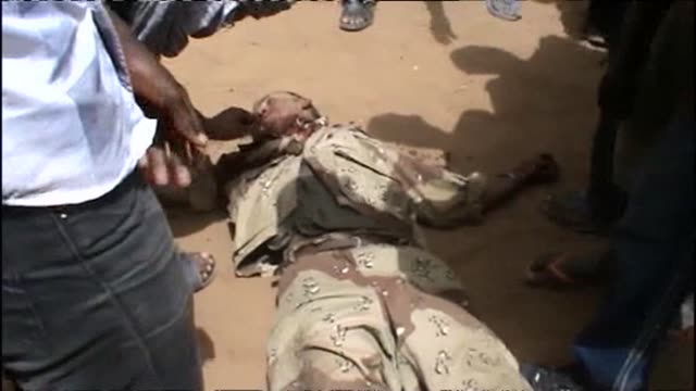 gao had a day of intense fighting between islamist fighters ansar dine and mujao and the tuareg rebels, who were ultimately driven out of the city.... - rebellion stock videos & royalty-free footage