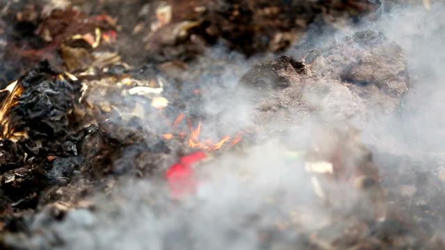 Garbage Burning pollution