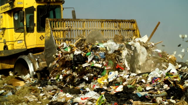 garbage dump, johannesburg, south africa - pollution stock videos & royalty-free footage