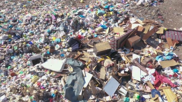 ゴミ捨て場 - 断る点の映像素材/bロール