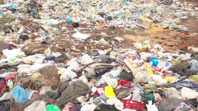 garbage dump - bin stock videos & royalty-free footage