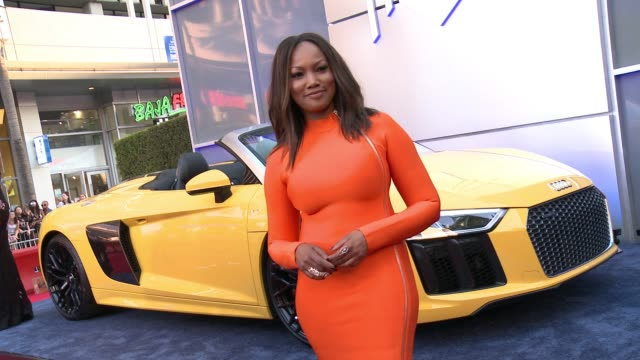 "Garcelle Beauvais at Audi Arrivals at The World Premiere of ""SpiderMan Homecoming"" in Los Angeles CA"