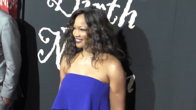 vídeos y material grabado en eventos de stock de garcelle beauvais at the birth of a nation premiere presented by fox searchlight at arclight cinemas cinerama dome on september 21 2016 in hollywood... - cinerama dome hollywood