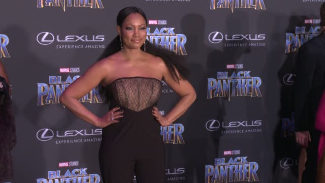 Garcelle Beauvais at the Marvel Studios' 'Black Panther' World Premiere at Dolby Theatre on January 29 2018 in Hollywood California