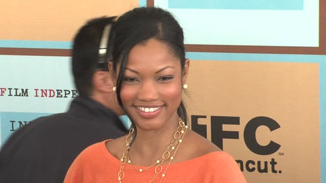 garcelle beauvais at the the 21st annual ifp independent spirit awards in santa monica california on march 4 2006 - ifp independent spirit awards stock videos and b-roll footage