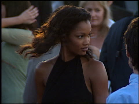 Garcelle BeauvaisNilon at the 'Snake Eyes' Premiere at Paramount Theater in Hollywood California on July 30 1998