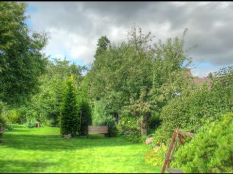 ntsc:(loopable) garden - show garden stock videos & royalty-free footage