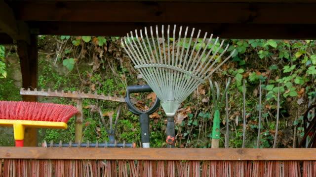 gardening tools - rhineland palatinate stock videos & royalty-free footage