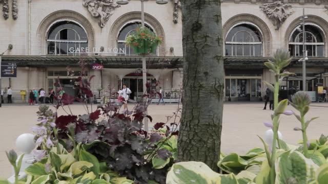 Gare de Lyon Exterior, Paris, France, Europe