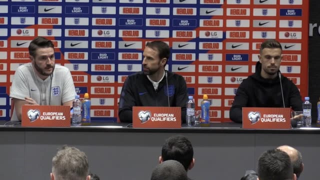 Gareth Southgate says he will have no hesitation about throwing his young stars into the potentially intimidating environment of Monday night's Euro...