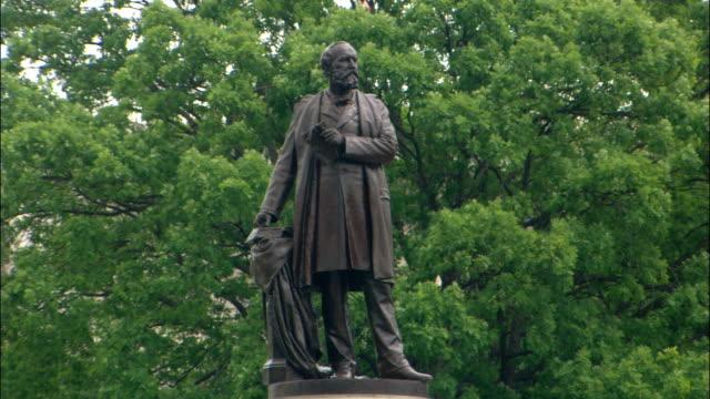 MS Garfield Monument, Washington DC, USA