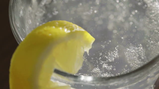 garnish 2 - tonic water stock videos & royalty-free footage