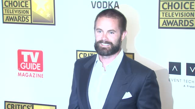 garret dillahunt at 2012 critics' choice television awards garret dillahunt at 2012 critics' choice televisio at the beverly hilton hotel on june 18,... - the beverly hilton hotel点の映像素材/bロール