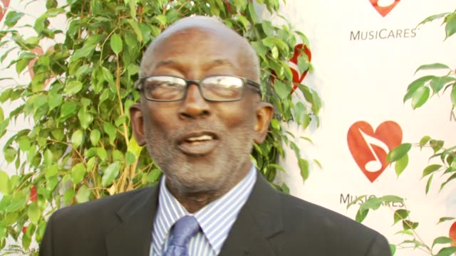 garrett morris at the 3rd annual musicares map fund benefit concert at music box theater in hollywood california on may 11 2007 - benefit concert stock videos and b-roll footage