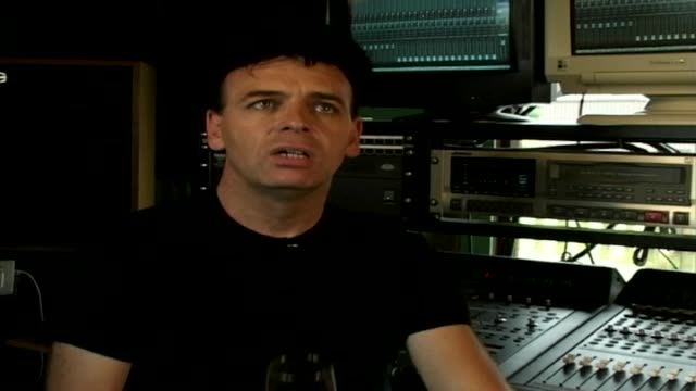 garry numan describes an event in which he accidentally runs someone over - gary numan stock videos & royalty-free footage