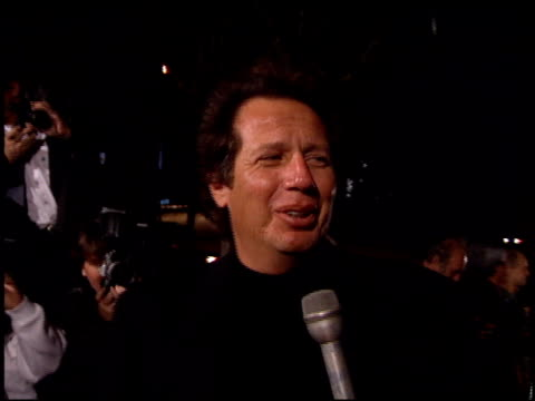 garry shandling at the 'love affair' premiere at dga theater in los angeles california on october 13 1994 - dga theater stock videos & royalty-free footage