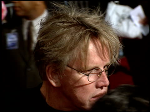 gary busey at the 'collateral' premiere at orpheum theatre in los angeles, california on august 2, 2004. - ゲーリー ビジー点の映像素材/bロール