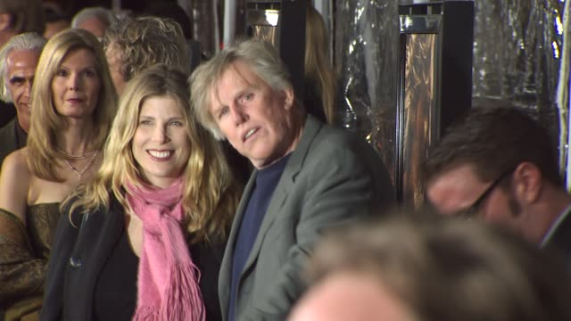 Gary Busey at the 'Crazy Heart' Premiere at Beverly Hills CA