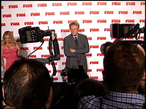Gary Busey at the FHM Magazine 100 Sexiest Women at La Boheme in West Hollywood California on May 17 2001
