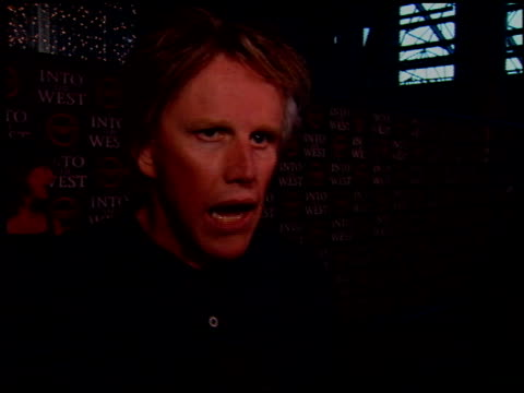 Gary Busey at the 'Into the West' Premiere at DGA Theater in Los Angeles California on June 8 2005