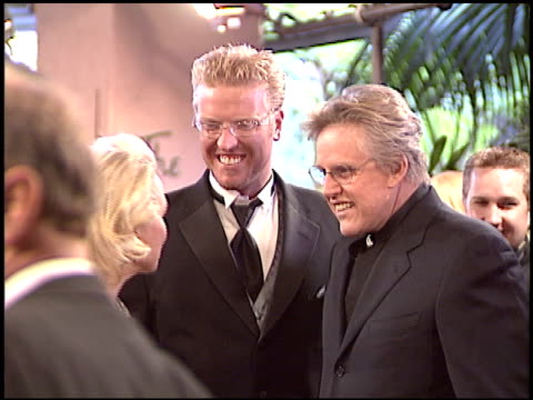gary busey at the night of 100 stars oscar gala at the beverly hilton in beverly hills california on february 29 2004 - 76th annual academy awards stock videos & royalty-free footage