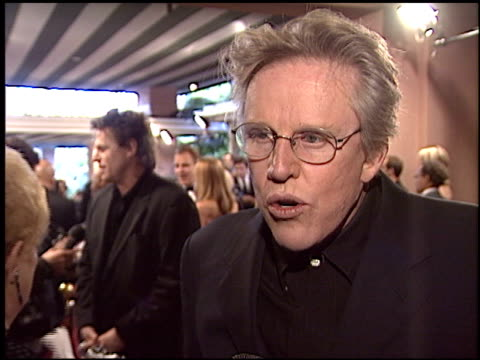 Gary Busey at the Night of 100 Stars Oscar Gala at the Beverly Hilton in Beverly Hills California on February 29 2004