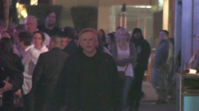 Gary Busey in Hollywood on 4/18/2011