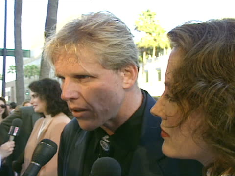 Gary Busey talks about the story