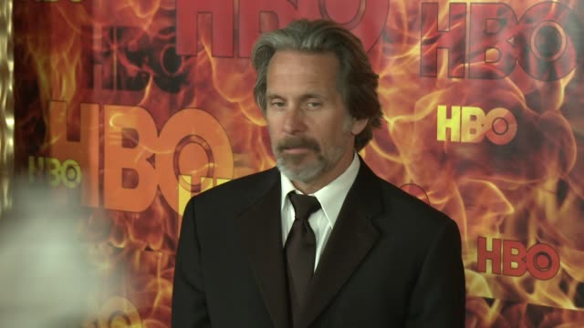 gary cole at the 2015 hbo emmy after party at the plaza at the pacific design center on september 20, 2015 in los angeles, california. - pacific design center stock videos & royalty-free footage