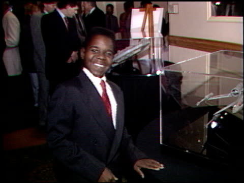 Gary Coleman at the George Lucas Receives Jean Renoir Award at Sportsmans' Lodge in Los Angeles California on March 13 1989