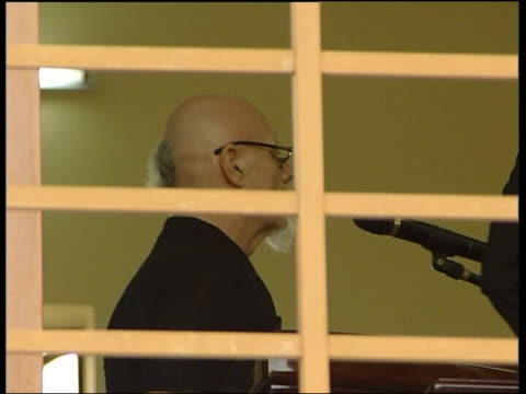 gary glitter appears in court on child abuse charges; side shots of gary glitter standing in court dock listening to allegations against him glitter... - gary glitter stock videos & royalty-free footage