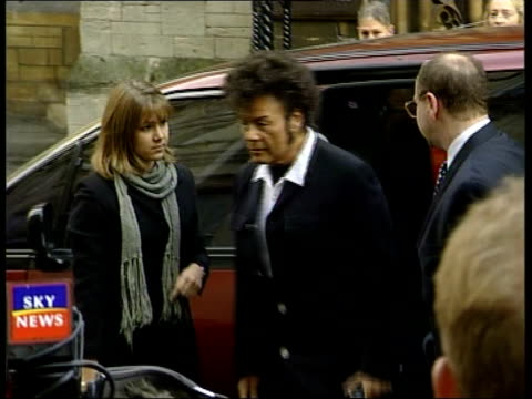 gary glitter jailed for sex charges england bristol crown court gary glitter real name paul gadd towards from car into court with legal team - gary glitter stock videos & royalty-free footage