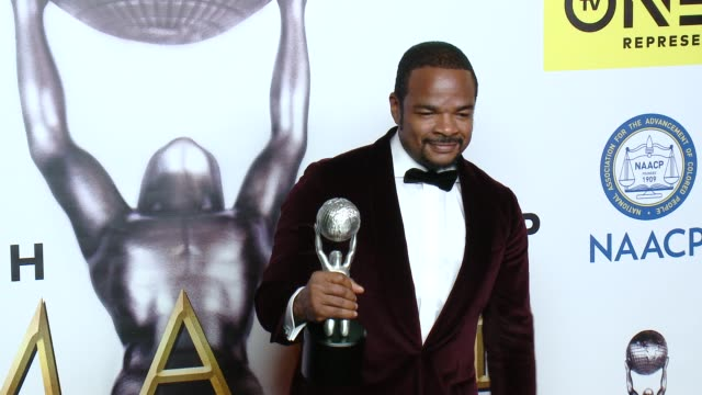F Gary Gray at 47th NAACP Image Awards in Los Angeles CA