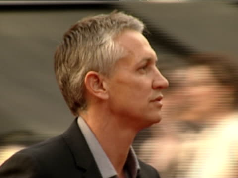 Gary Lineker at the 'Sex and the City The Movie' Premiere on May 12 2008