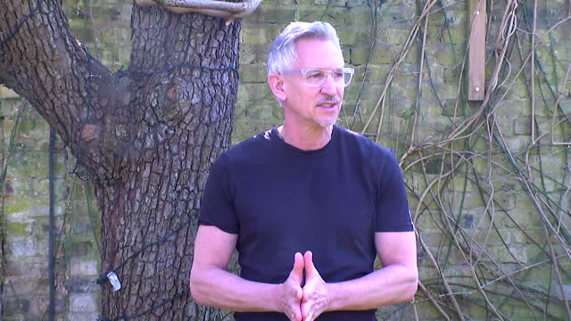 """gary lineker saying the proposed european super league """"will have massive ramifications on the game in this country"""" - europe stock videos & royalty-free footage"""