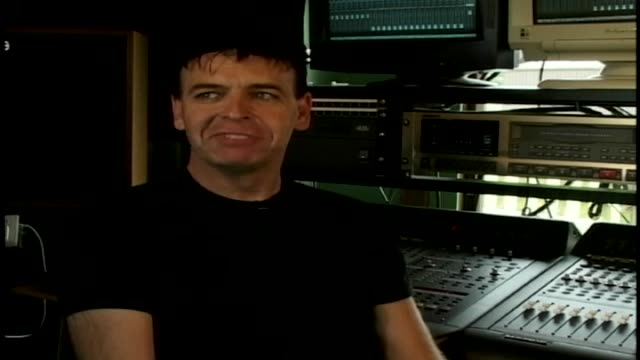 gary numan tells us about what influences him as a person and a musician - gary numan stock videos & royalty-free footage
