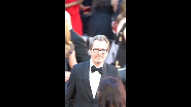 Gary Oldman at Dolby Theatre on March 04 2018 in Hollywood California