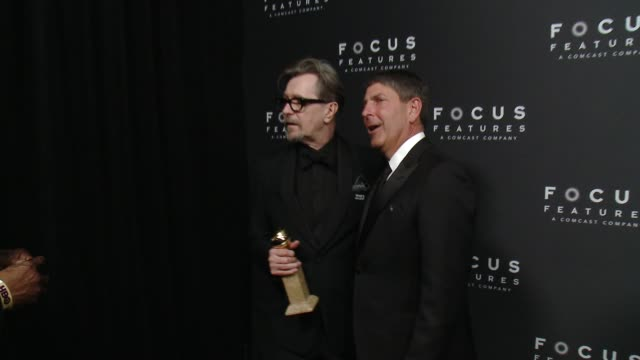 Gary Oldman at Focus Features 75th Golden Globe Awards AfterParty at The Beverly Hilton Hotel on January 07 2018 in Beverly Hills California