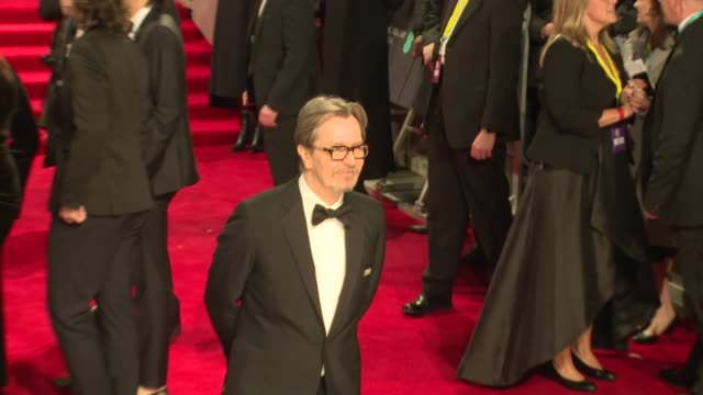 Gary Oldman at Royal Albert Hall on February 18 2018 in London England