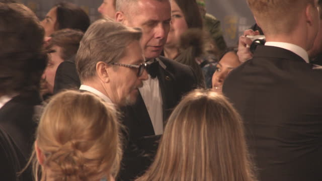 Gary Oldman at the EE British Academy Film Awards at Royal Albert Hall on February 18 2018 in London England