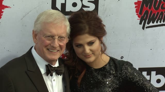 gary trainor and meghan trainor at 2016 iheartradio music awards at the forum on april 03 2016 in inglewood california - meghan trainor stock videos & royalty-free footage