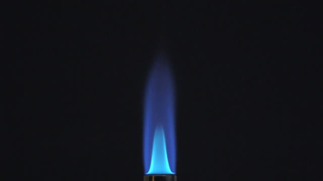 gas flame flickers. - flame stock videos & royalty-free footage