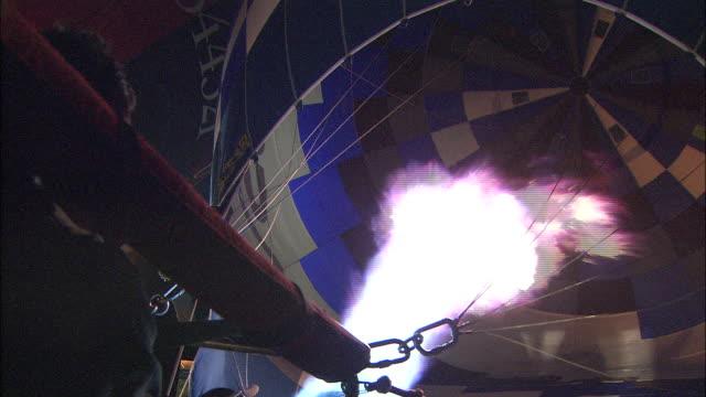 Gas Hot Air Balloon Image